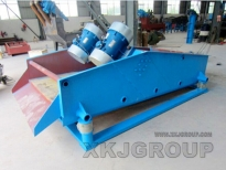 Tailings dry discharge equipment