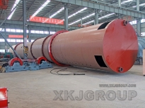 XKJ Group 3.6x35m Rotary Kiln Delivery