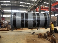 tyre transmission ball mill